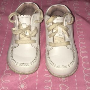 Other - White stride right toddler shoes